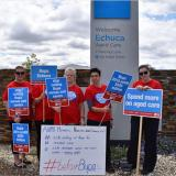 Australia: Standing up for Bupa workers